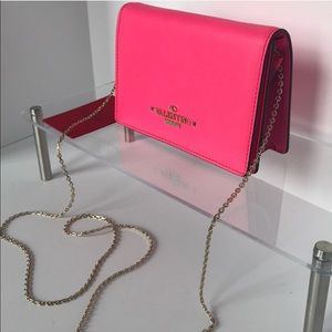 Authentic valentino pink